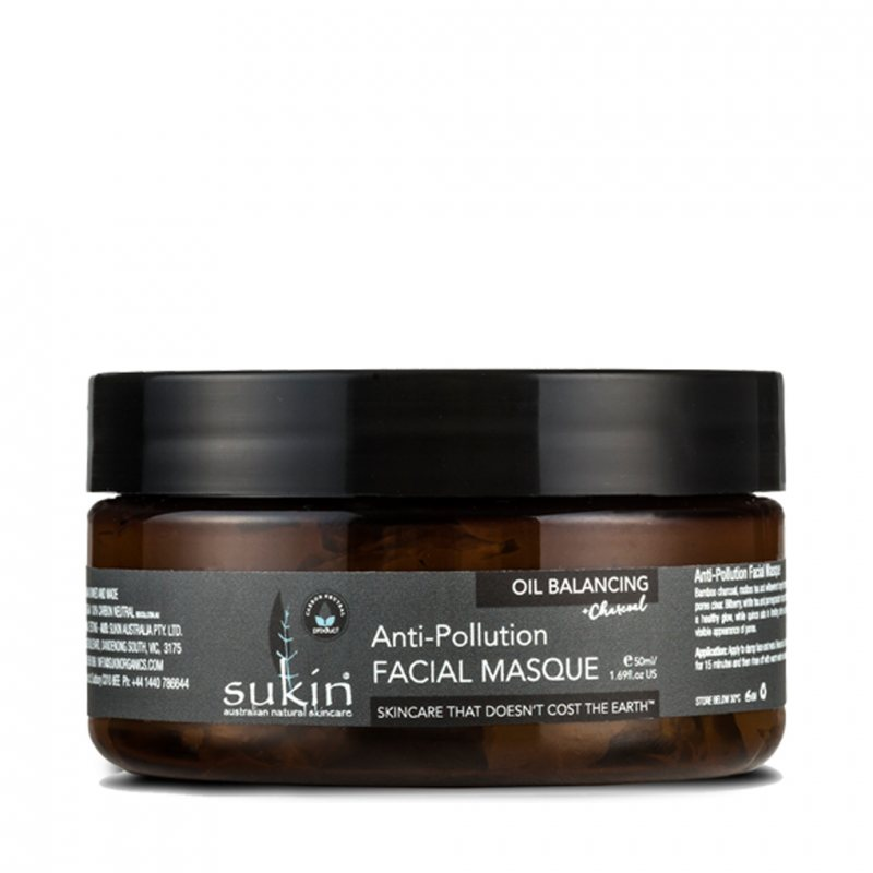 Sukin オイルバランシング アンチポリューション フェイシャルマスク(混合肌・脂性肌用)