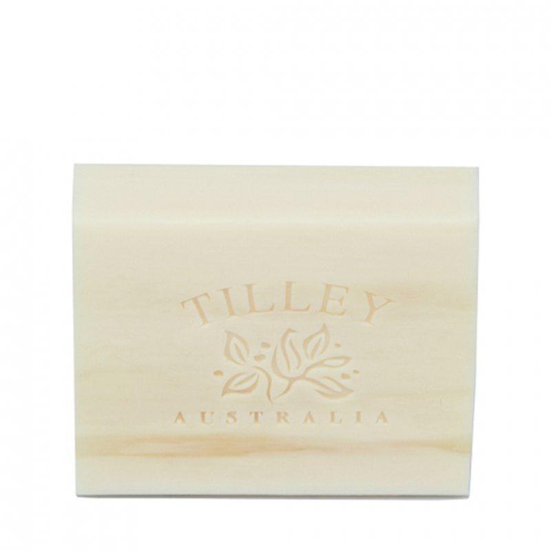 Tilley Australia ゴーツミルクとマヌカハニー ピュアベジタブルソープ 100g