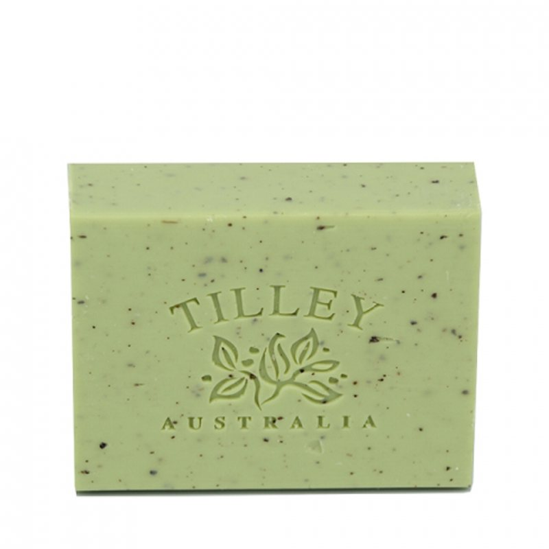 Tilley Australia レモンマートル ピュアベジタブルソープ 100g