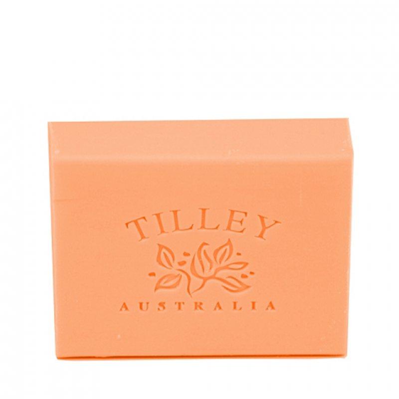 Tilley Australia マンゴディライト ピュアベジタブルソープ 100g