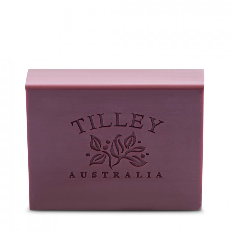 Tilley Australia ザクロ ピュアベジタブルソープ 100g