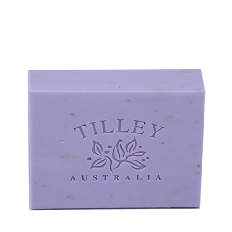 Tilley Australia タスマニアンラベンダー ピュアベジタブルソープ 100g