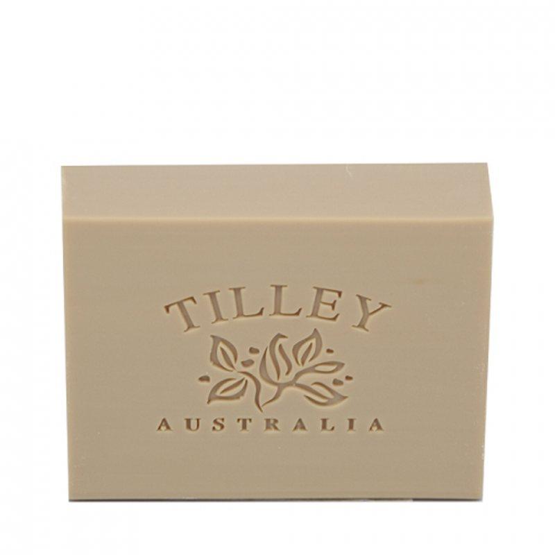 Tilley Australia バニラビーンズ ピュアベジタブルソープ 100g