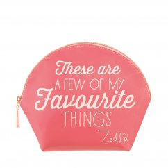 "Zoella Beauty ""Favourite Things"" ビューティーコスメポーチ"