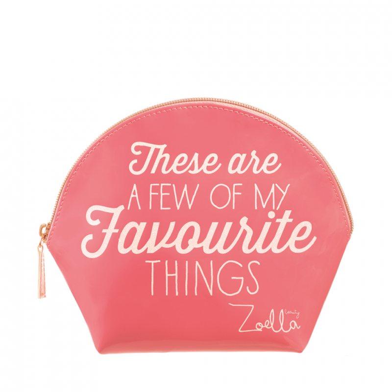 """Zoella Beauty """"Favourite Things"""" ビューティーコスメポーチ"""