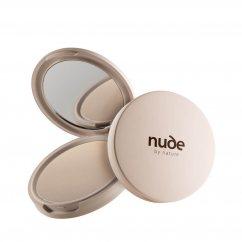Nude By Nature プレストマッティファイングミネラルベール 10g