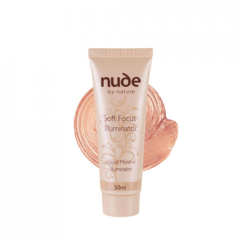 Nude By Nature ソフトフォーカス イルミネーター 50ml