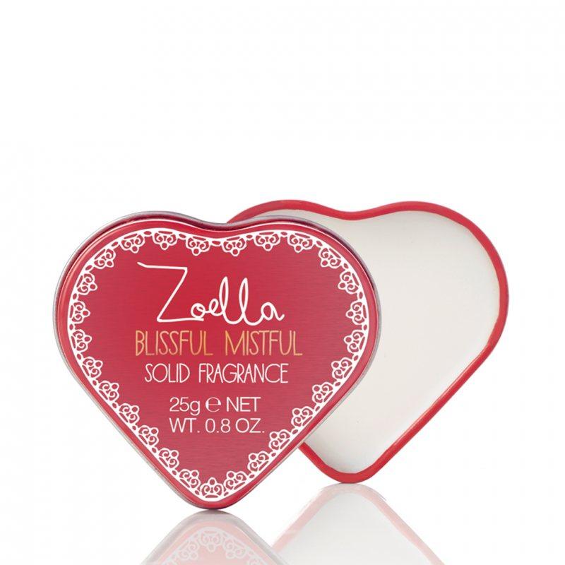 Zoella Beauty ブリッスフルミストフル ソリッドフレグランス 25g