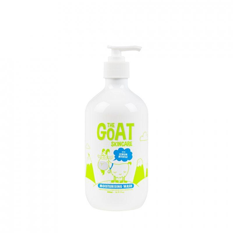 The Goat Skincare ゴートミルクとレモンマートル ボディウォッシュ 500ml