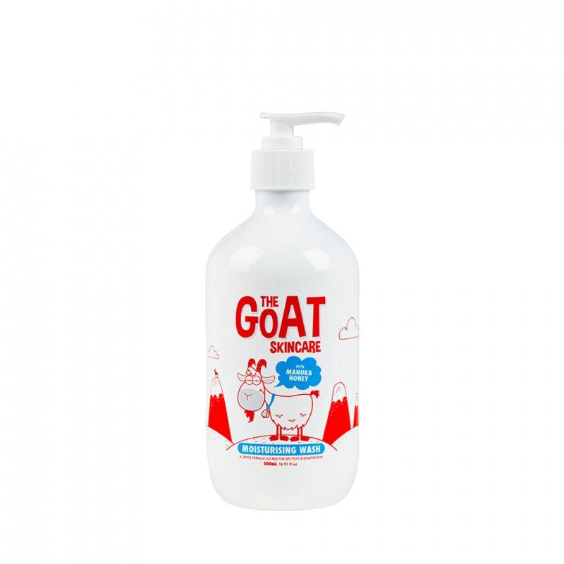 The Goat Skincare ゴートミルクとマヌカハニー ボディウォッシュ 500ml