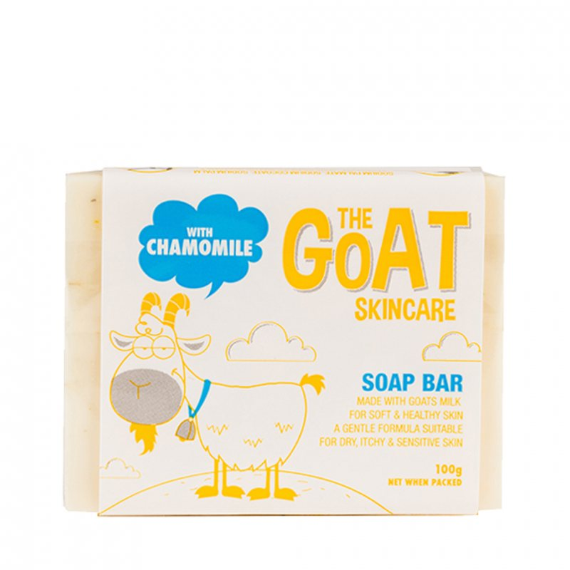 The Goat Skincare ゴートミルクとカモミール ソープ 100g