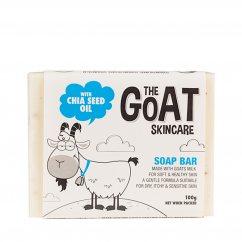 The Goat Skincare ゴートミルクとチアシードオイル ソープ 100g
