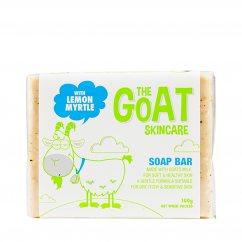 The Goat Skincare ゴートミルクとレモンマートル ソープ 100g