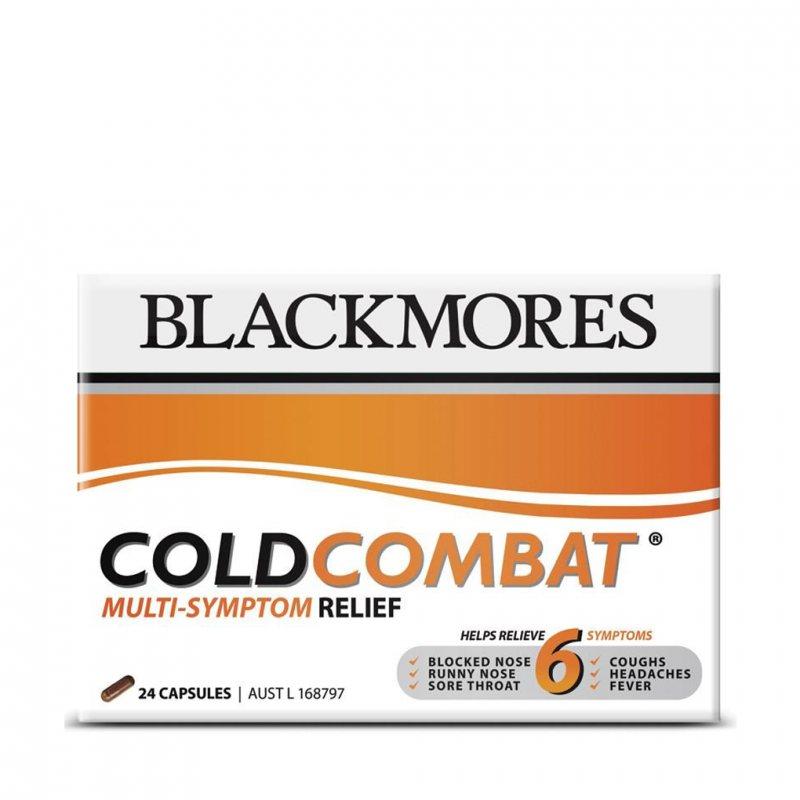 Blackmores コールドコンバット 24錠