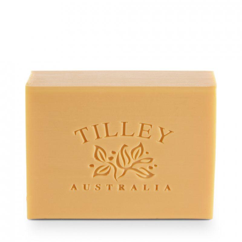Tilley Australia タヒチアンフランジパニ ピュアベジタブルソープ 100g