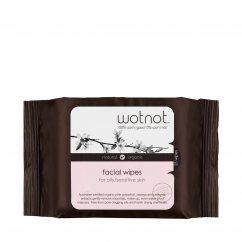 Wotnot フェイシャルワイプス (混合肌・敏感肌用) 25枚