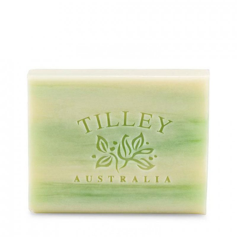Tilley Australia ゴートミルクとアロエベラ ピュアベジタブルソープ 100g
