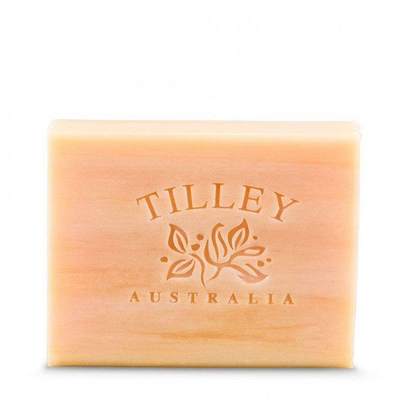 Tilley Australia ゴートミルクとポーポー ピュアベジタブルソープ 100g