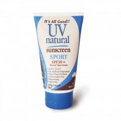 UV Natural サンスクリーン スポーツ SPF30+ 125g