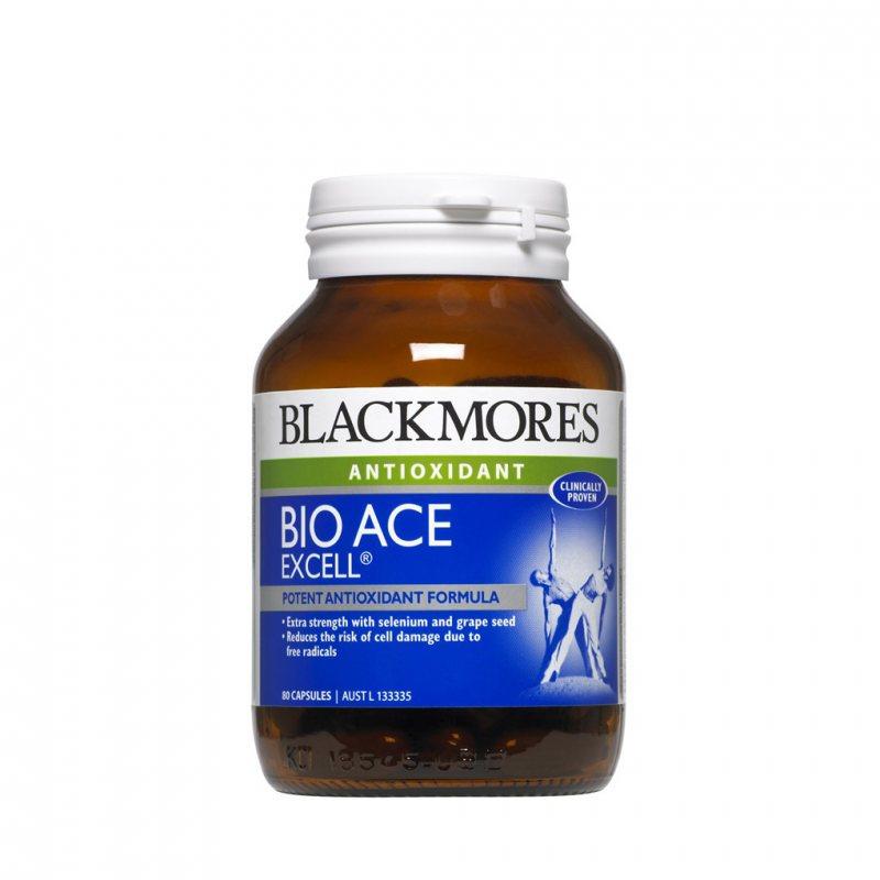 Blackmores バイオACE(エース) エクセル 80錠