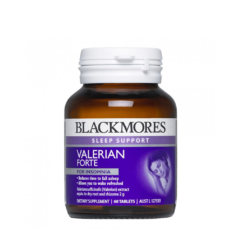 Blackmores ヴァレリアン フォルテ 60錠