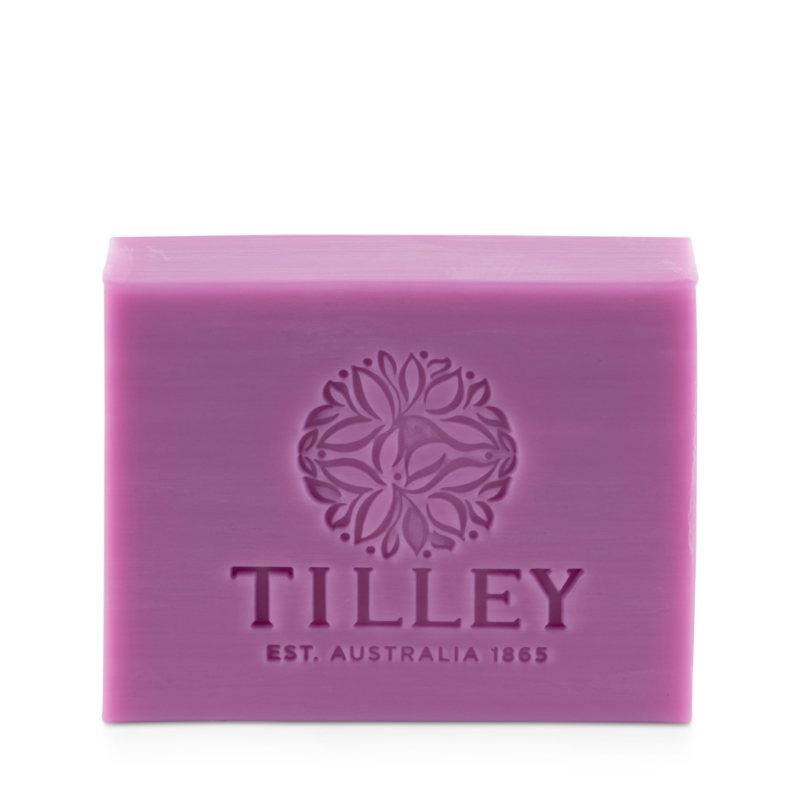 Tilley Australia パチョリとマスク ピュアベジタブルソープ 100g