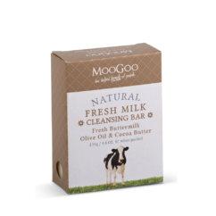 MooGoo フレッシュバターミルク クレンジングバー 130g