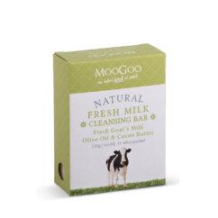 MooGoo フレッシュゴートミルク クレンジングバー 130g