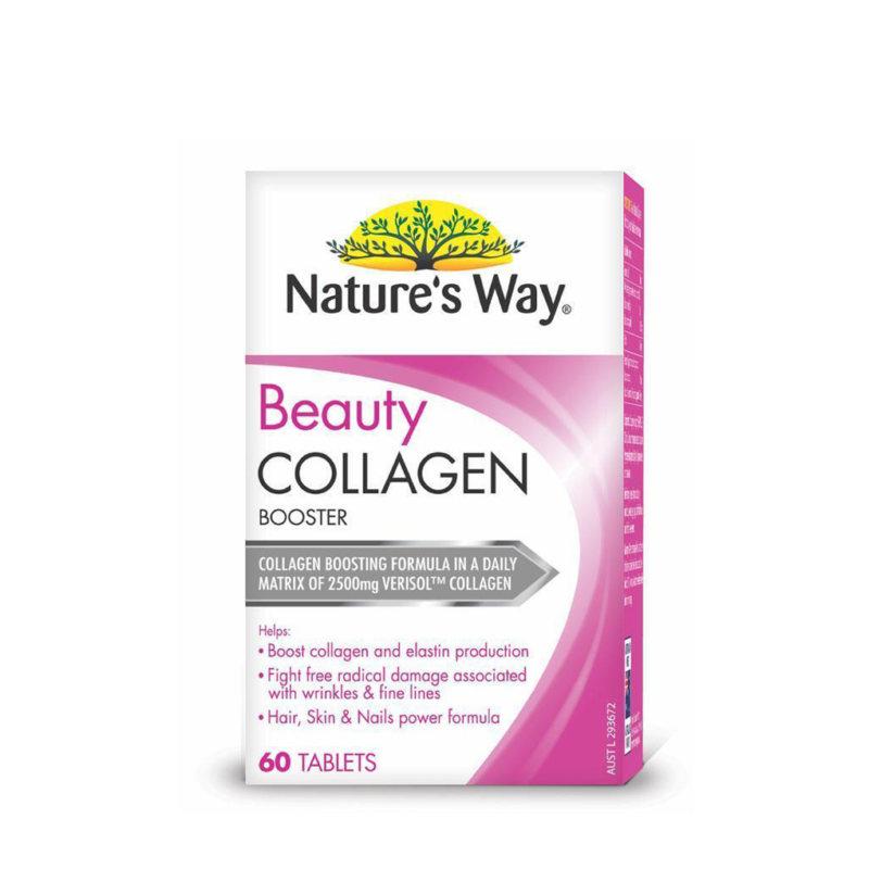 Nature's Way ビューティコラーゲンブースター 60錠
