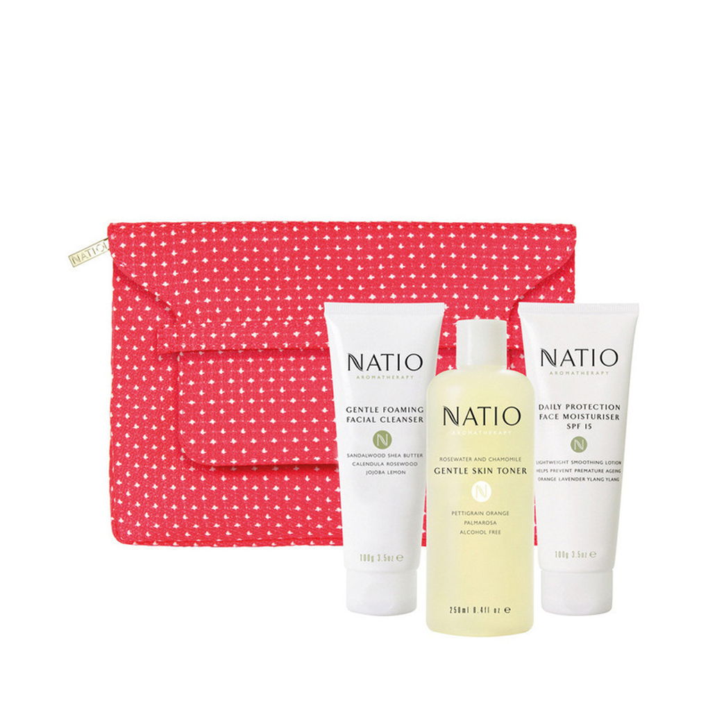 Natio クリスマス限定 4点セット「meadow」
